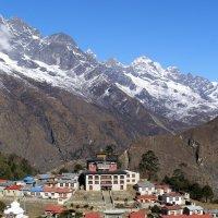 Nepal: Wandering around Tengboche Monastery