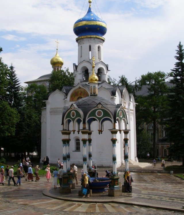 Sergiev Posad, Moscow, Russia