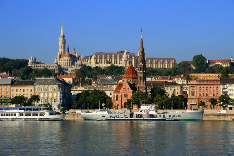 Budapest with kids, Hungary