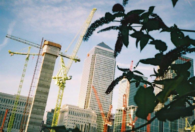 Canary Wharf, London