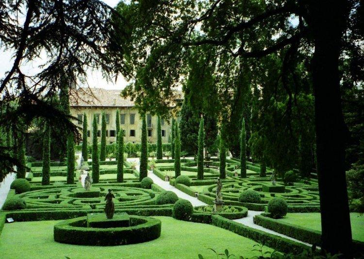 Giardini Giusti, Verona