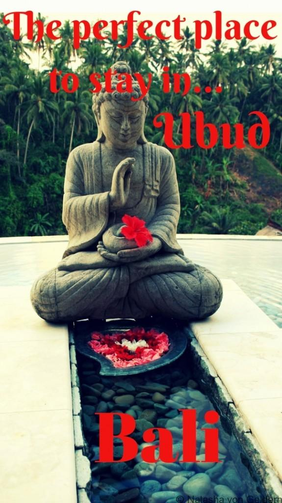 The best place to stay in Ubud Bali