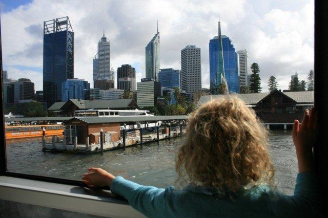 Perth Swan River Scenic Cruise, Australia-001