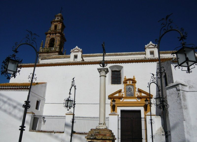 Carmona cathedral, Spain