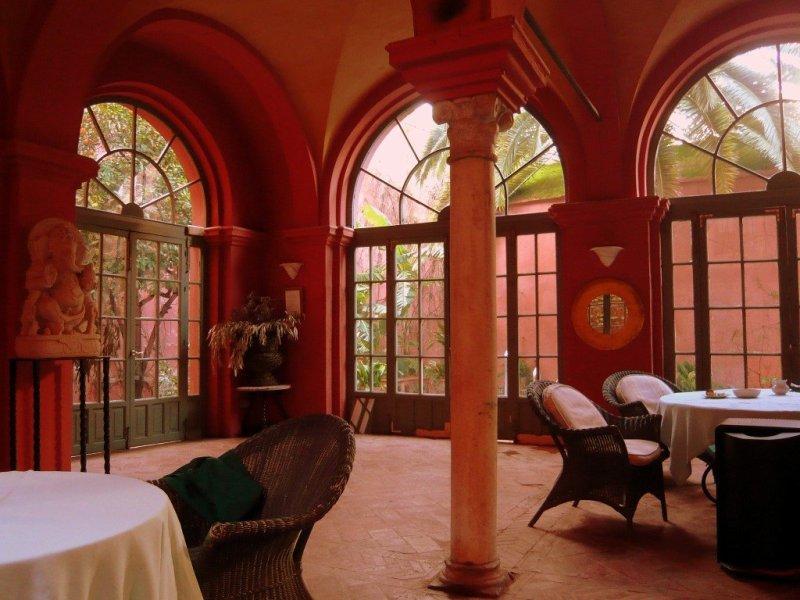 Casa de Carmona, Spain