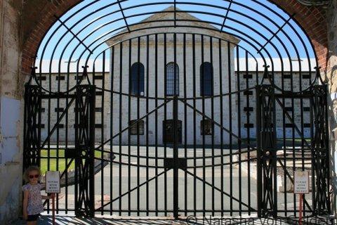Fremantle Prison in Perth, Australia