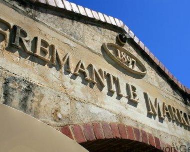 Fremantle markets in Perth, Australia
