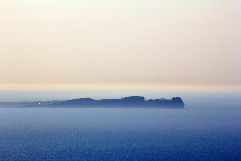 Tory Island from Horn Head, Donegal Ireland