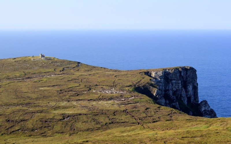 View from Horn Head, Donegal Ireland