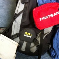 The Wandering Kiwi travel first aid kit guide