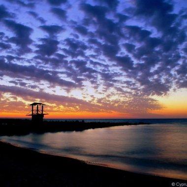 Cyprus_Larnaka_Sunset