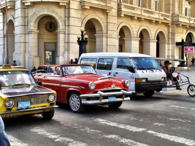 Havana-transport-Cuba