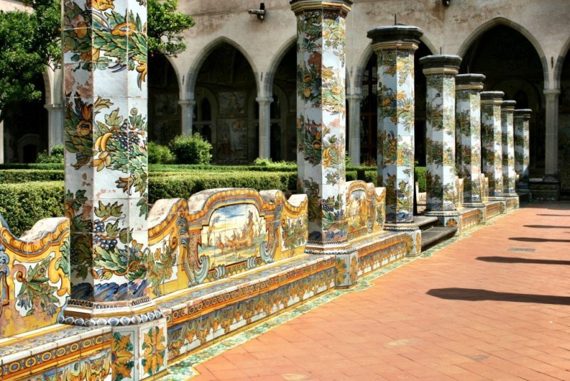 Santa Chiara Convent, Naples