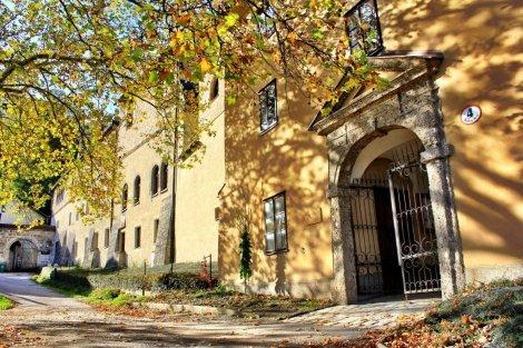 Nonnburg Abbey, Salzburg - Maria's convent