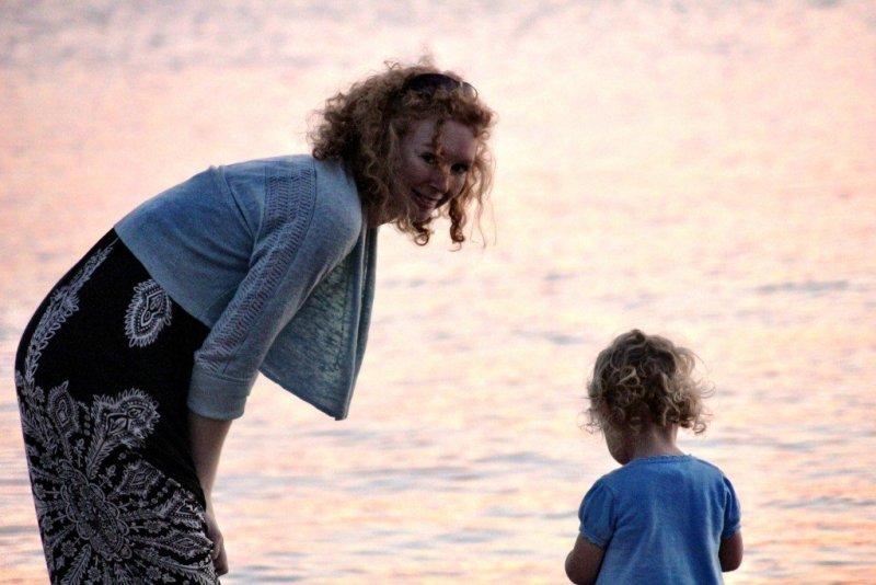 Wandering Kiwis beside Egypt's Red Sea