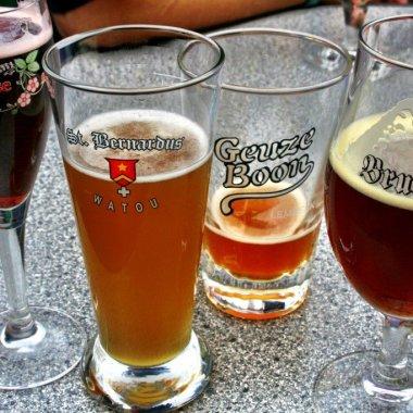 Belgian Beer Weekend tasting