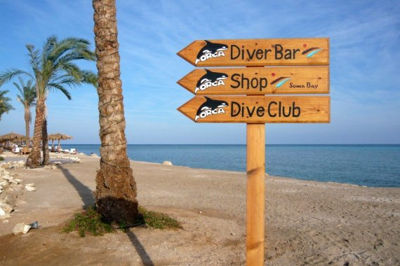 Orca Dive Club - Soma Bay, Red Sea