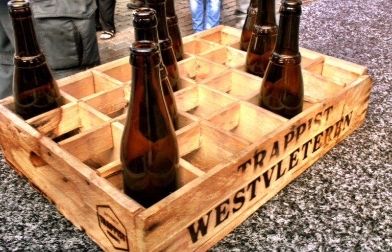 Trappist brews at the Belgian Beer Weekend