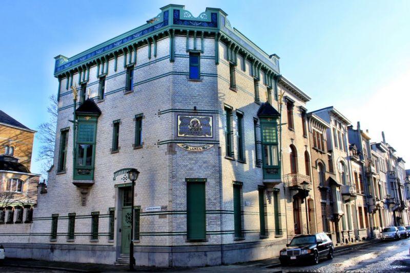The Four Seasons, Zurenborg art nouveau, Antwerp Belgium