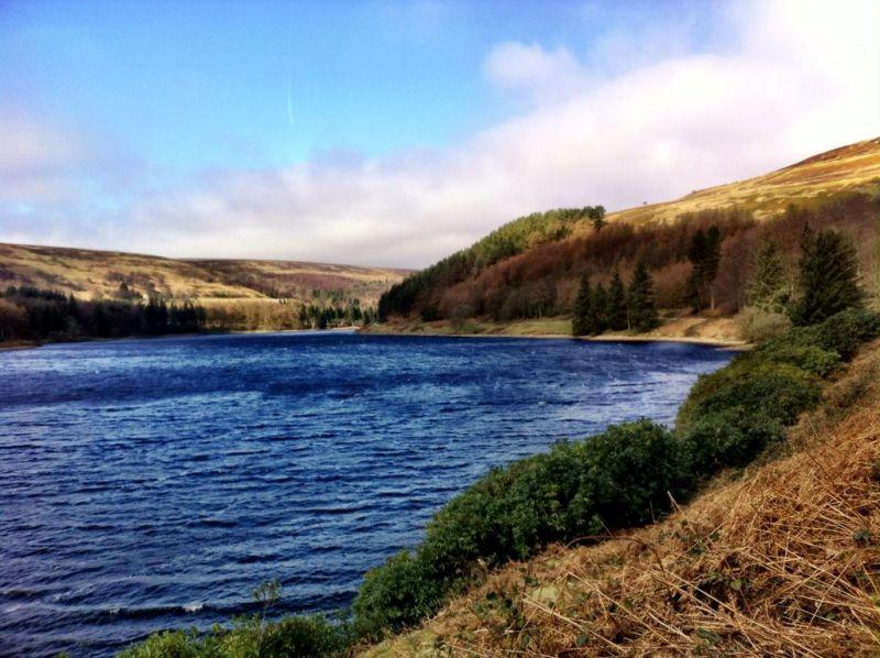 Upper Derwent Valley reservoir walk, Derbyshire