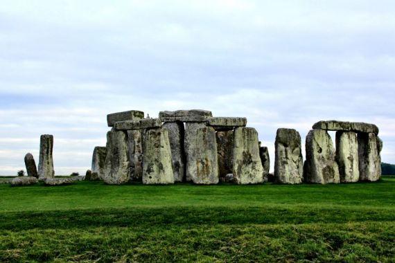 Stonehenge tour in England