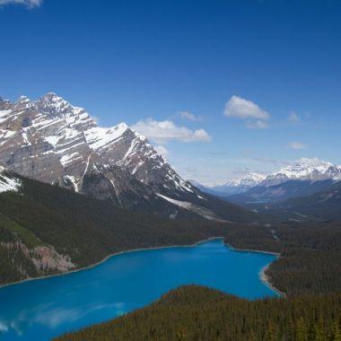 Genevieve Hathaway_Alberta_Icefields Park Way_Peydo Lake