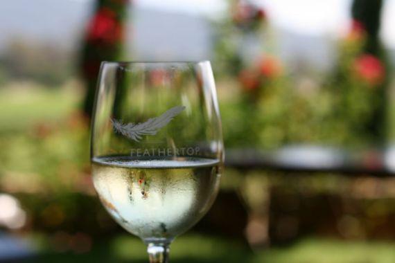 Feathertop winery, Great Alpine Road Australia