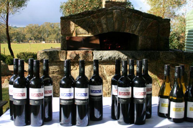 Heathcote Shelmardine winery, Victoria Australia