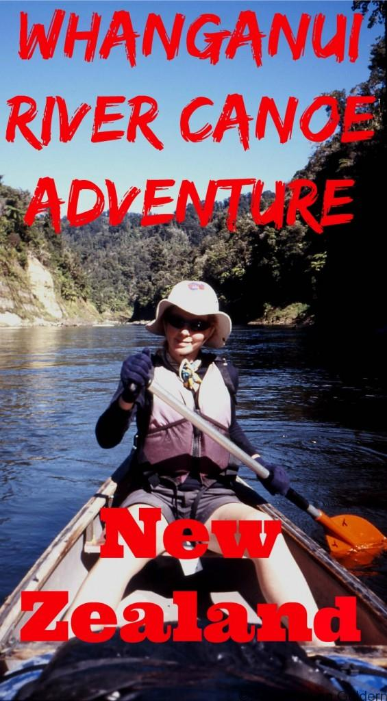 Whanganui River Canoe Adventure New Zealand