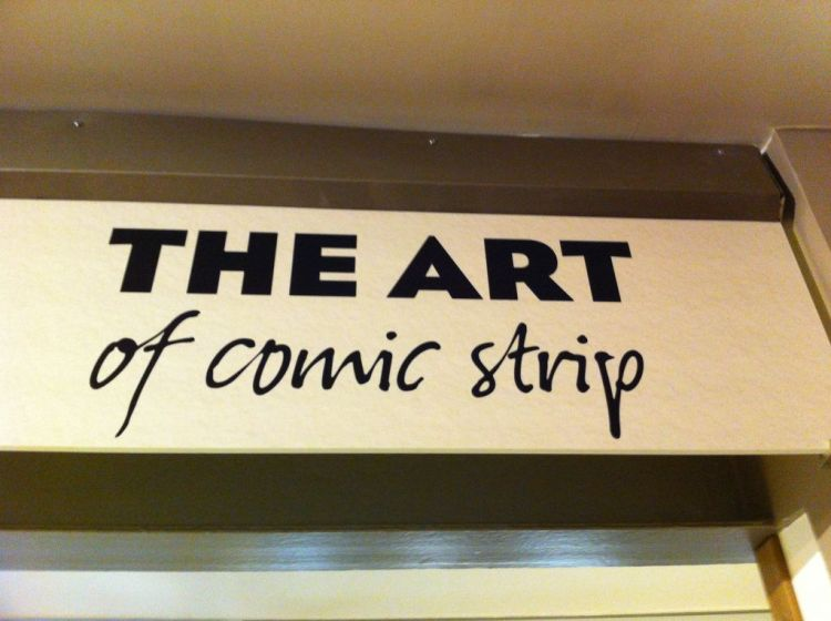 Belgian Comic Arts Museum, Brussels-001