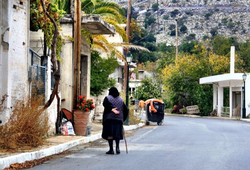 Lasithi Plateau in Crete