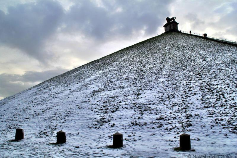 La Butte du Lion, Waterloo Belgium
