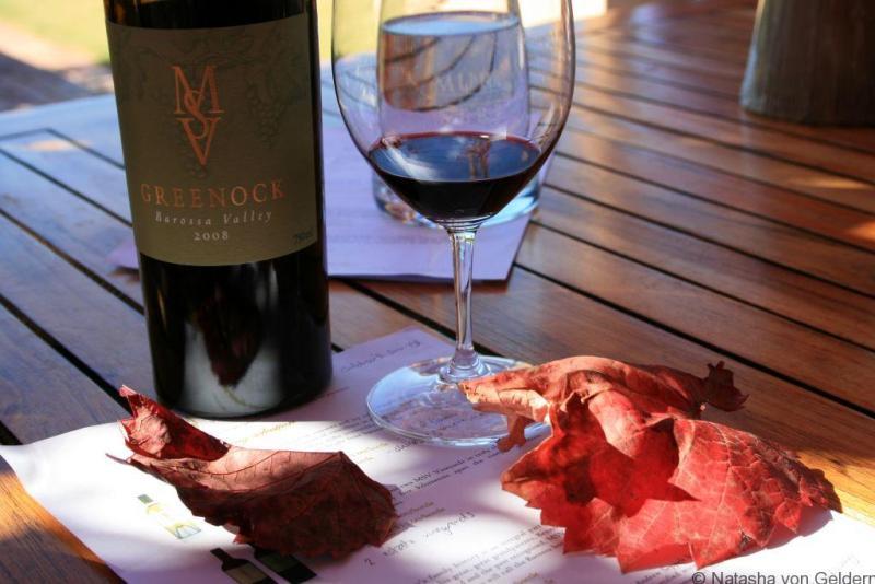 Murray Street vineyard, Barossa Valley, South Australia