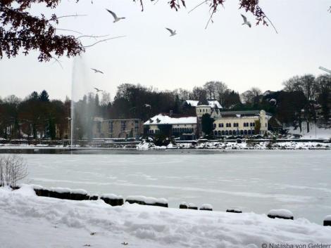 Hotel Chateau du Lac, Genval Belgium