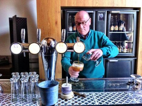 La Trappe tasting tour Abbey Koningshoeven Netherlands