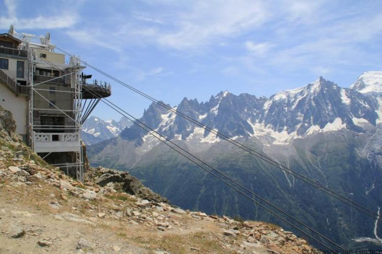 Le Brevent, Tour du Mt Blanc