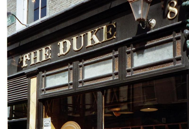 The Duke pub Dublin