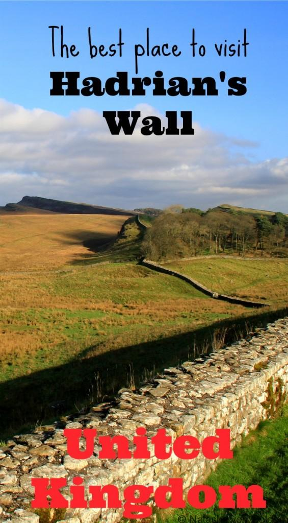 The best place to visit Hadrians Wall United Kingdom