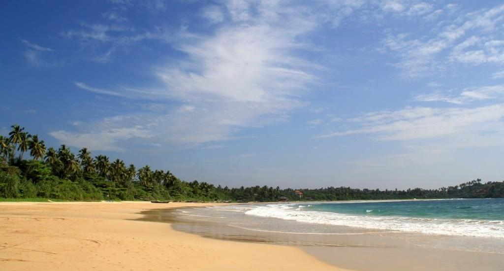 Don't miss Talalla, one of the best beaches in Sri Lanka