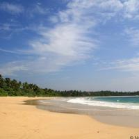 Don't miss Talalla, one of the best beaches in Sri Lanka!