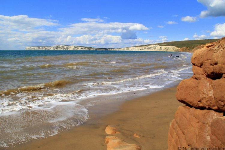 Compton Beach, Isle of Wight