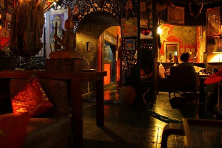 Helga's Folly in Kandy Sri Lanka