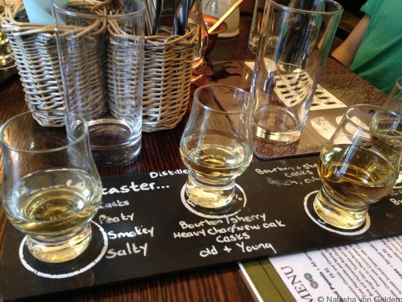Ardbeg whisky tasting Islay whisky distillery Scotland