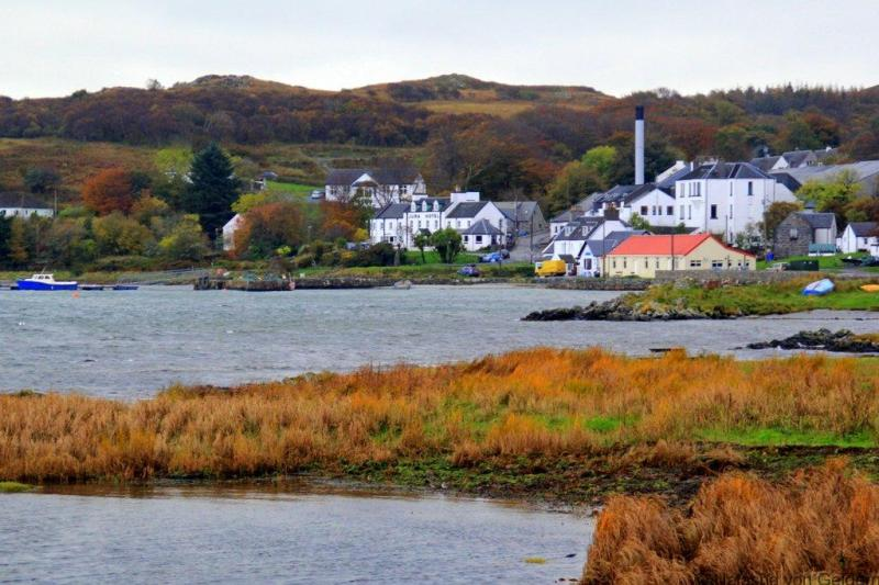 Craighouse and the Jura Whisky Distillery Co Scotland