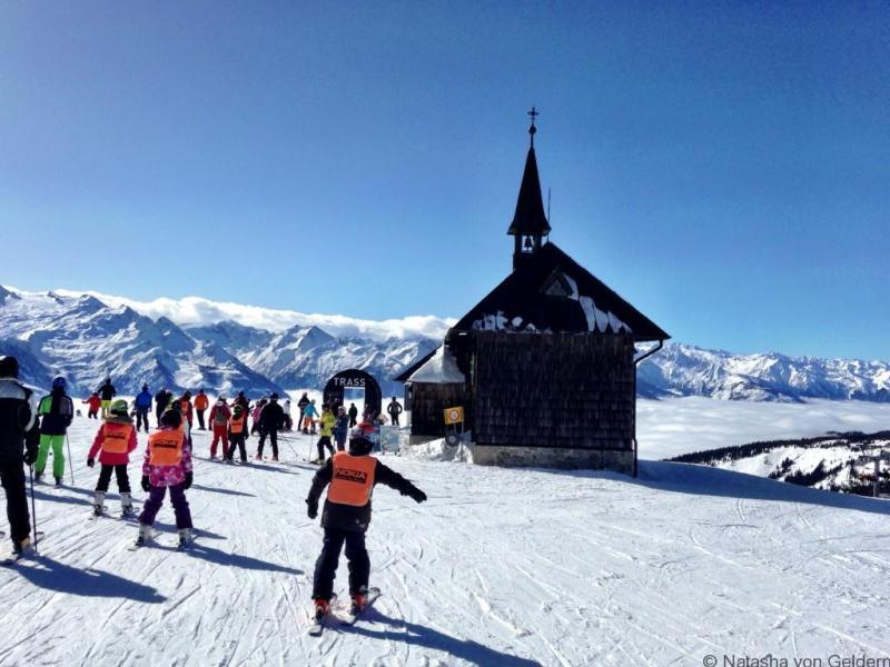 Elizabeth Chapel Zell am See Austria