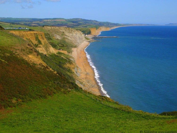 Dorset coastline, United Kingdom
