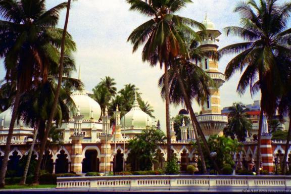 Merdeka Square Mosque Kuala Lumpur