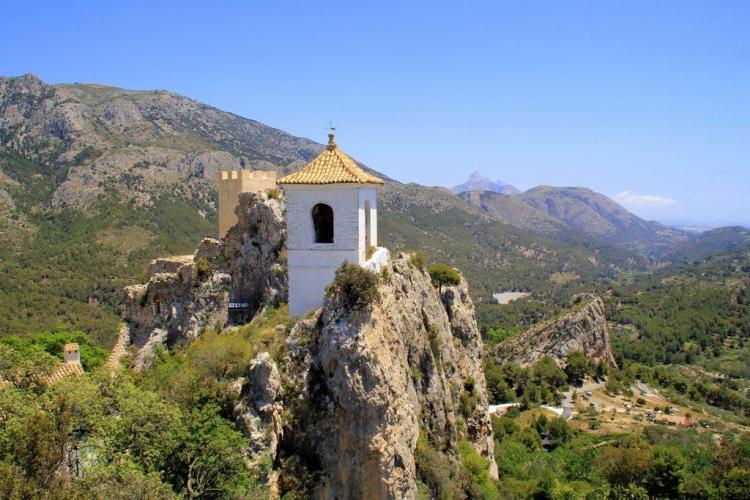 Guadalest, Costa Blanca Spain