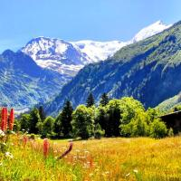 The Tour du Mont Blanc: Les Contamines to Les Houches