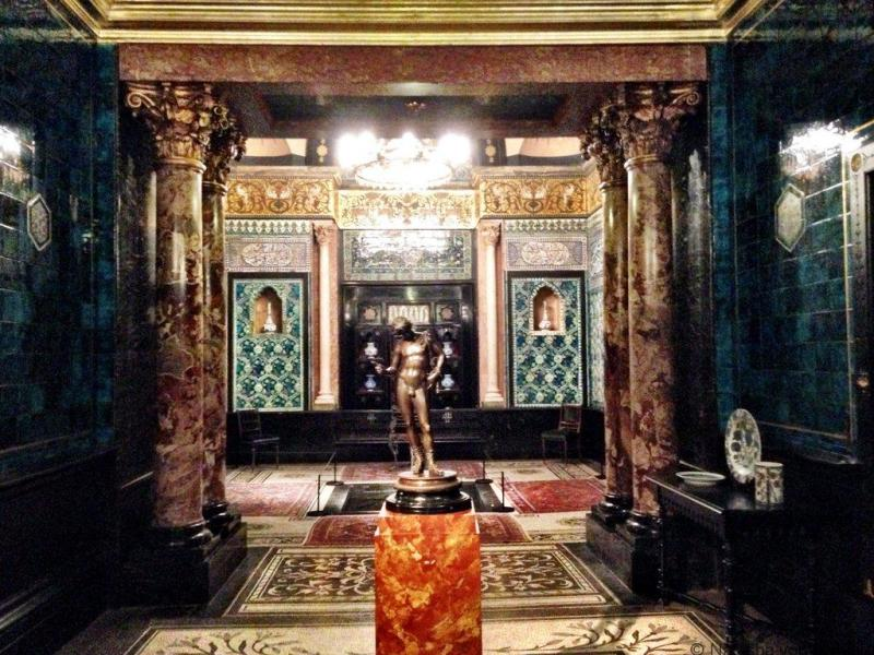 the-arab-hall-leighton-house-museum-london